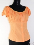 Bluzka orange rozpinana Carmen R 40