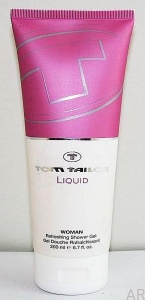Tom Tailor Liquid Woman Shower Gel 200ml
