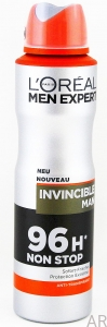 LOreal Men Expert Invincible 96 Dezodorant 250ml z Niemiec
