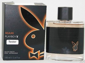Playboy Miami Men EDT 100ml tester Unikat z Niemiec