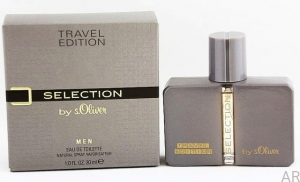 s.Oliver Selection Travel Edition Men EDT 30ml Rarytas z Niemiec