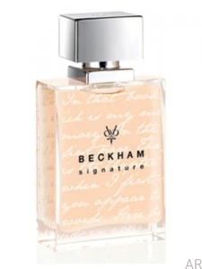 Beckham Signature Story Women EDT 15ml z Niemiec