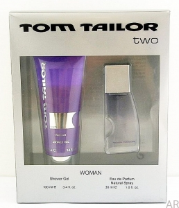 Tom Tailor Two Woman EDP 30ml+Shower Gel 100ml Unikat
