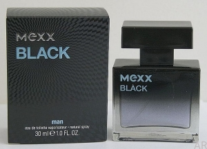 Mexx Black Man EDT 30ml z Niemiec Unikat