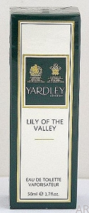 Yardley London Lily of the Valley  EDT 50ml