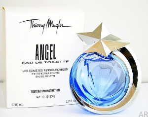 Thierry Mugler Angel The Retillable Comets EDT 80ml z Niemiec