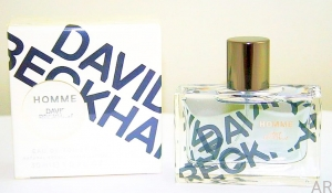 David Beckham Homme EDT 30ml z Niemiec