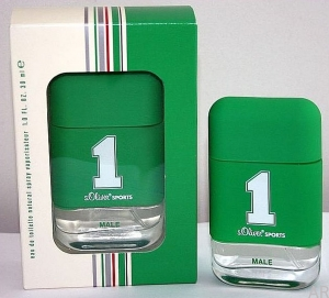 s.Oliver Sports 1 Man EDT 30ml Unikat z Niemiec