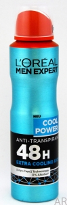 LOreal Men Expert Cool Power 48H Dezodorant 150ml  z Niemiec