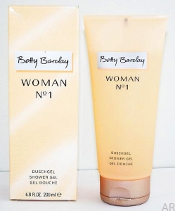 Betty Barclay Nr 1 Shower Gel 200ml z Niemiec