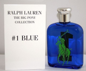 Ralph Lauren Big Pony 1 Blue EDT 125ml